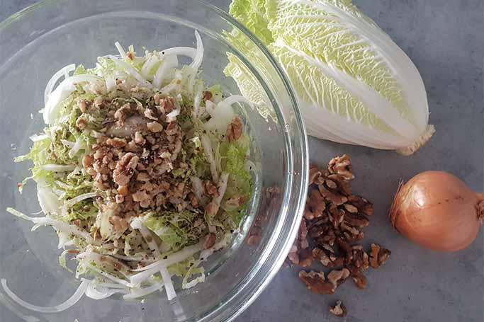 Kineska salata, moj favorit tokom čitave godine