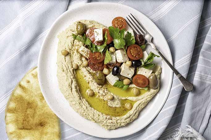 Grčki-hummus